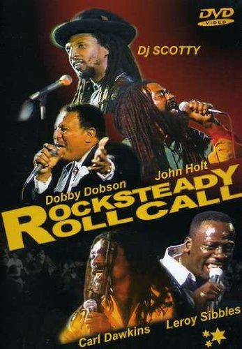 Rocksteady Roll Call DVD Image