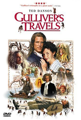 Gulliver's Travels (1996) DVD Image