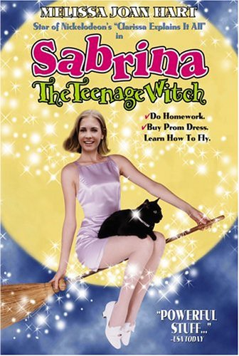 Sabrina: The Teenage Witch DVD Image