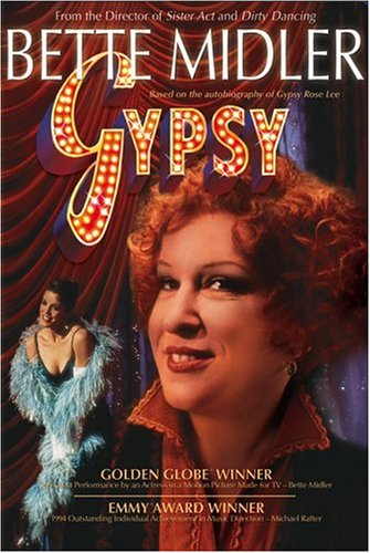 Gypsy (1993/ Hallmark Entertainment) DVD Image