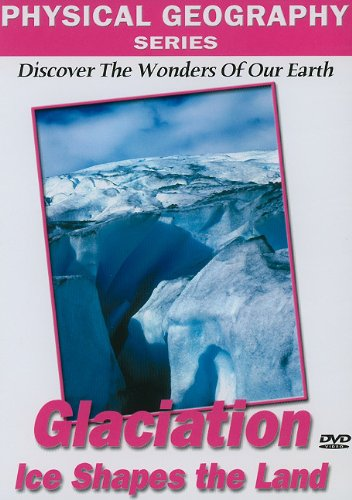 Physical Geography: Glaciers That Shape Our Earth DVD Image