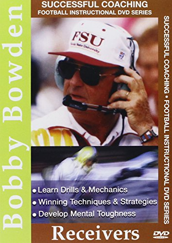 Bobby Bowden: Receivers DVD Image