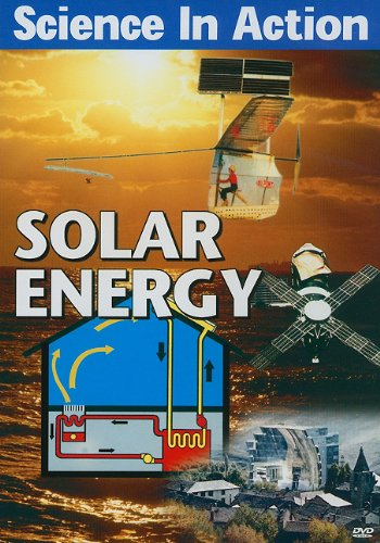 Science In Action: Solar Energy DVD Image