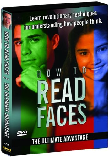 How To Read Faces: The Ultimate Advantage DVD Image