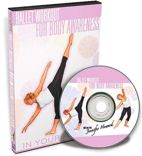 Ballet Workout For Body Awareness DVD Image
