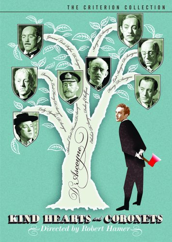 Kind Hearts And Coronets (Criterion/Voyager) DVD Image