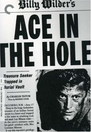 Ace In The Hole (1951) DVD Image