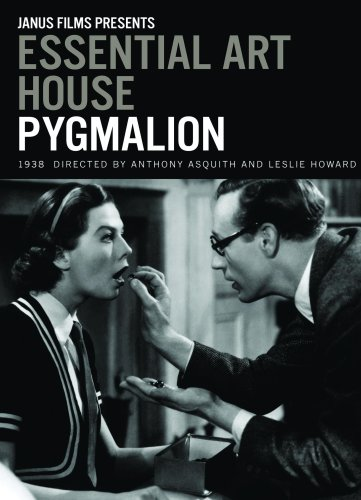 Pygmalion (1938/ Criterion Collection/ Art House Collection) DVD Image