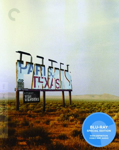 Paris, Texas (The Criterion Collection) [Blu-ray] DVD Image