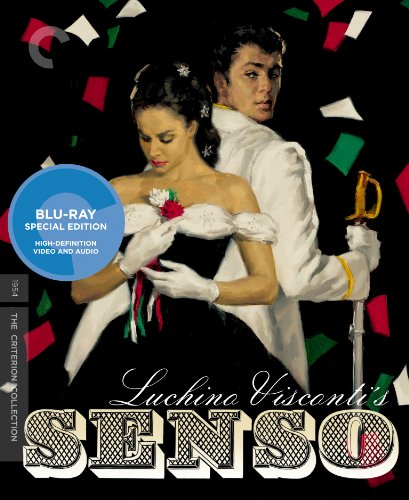 Senso (The Criterion Collection) [Blu-ray] DVD Image