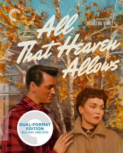 All That Heaven Allows (Blu-ray + DVD) DVD Image