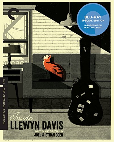 Inside Llewyn Davis (The Criterion Collection) [Blu-ray] DVD Image