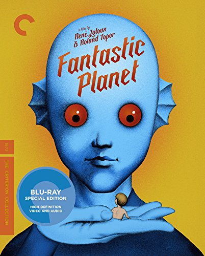 Fantastic Planet (The Criterion Collection) [Blu-ray] DVD Image
