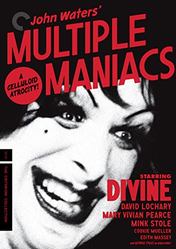 Multiple Maniacs DVD Image