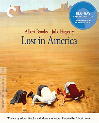Lost in America [Blu-ray] DVD Image