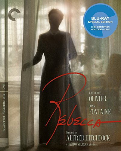 Rebecca (The Criterion Collection) [Blu-ray] DVD Image