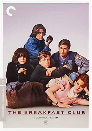 The Breakfast Club (The Criterion Collection) DVD Image