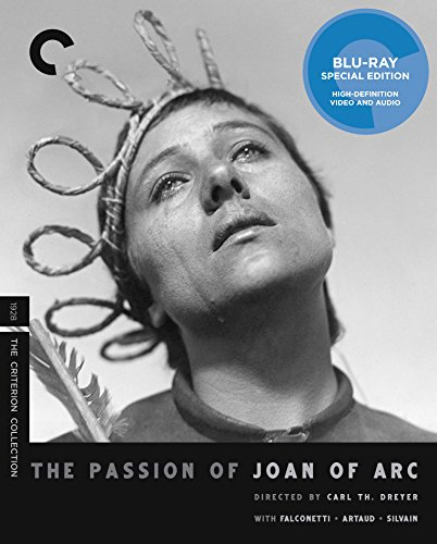 The Passion of Joan of Arc (The Criterion Collection) [Blu-ray] DVD Image