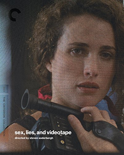 sex, lies, and videotape (The Criterion Collection) [Blu-ray] DVD Image