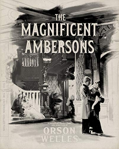 The Magnificent Ambersons (The Criterion Collection) [Blu-ray] DVD Image