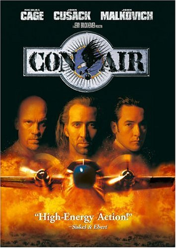Con Air (R-Rated Version) DVD Image