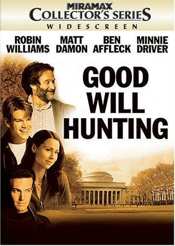 Good Will Hunting (Special Edition) DVD Image