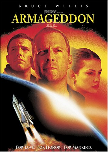 Armageddon (1998/ Movie-Only Edition) DVD Image