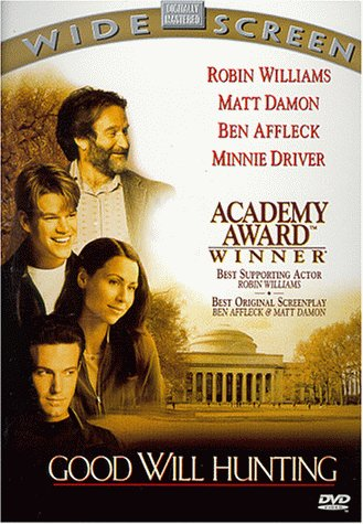 Good Will Hunting (Movie-Only Edition) DVD Image