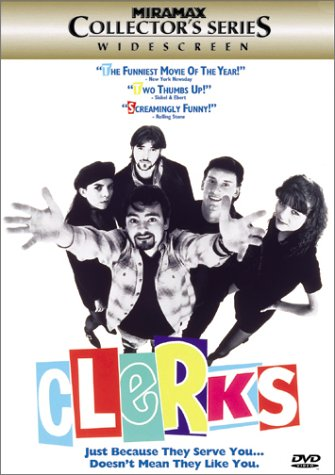 Clerks (Special Edition) DVD Image