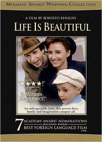 Life Is Beautiful DVD Image