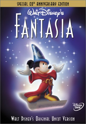 Fantasia (Special Edition) DVD Image