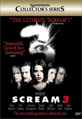 Scream 3 (Special Edition) DVD Image