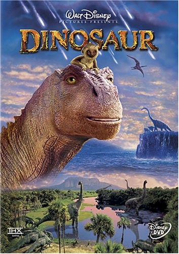 Dinosaur (Movie-Only Edition) DVD Image