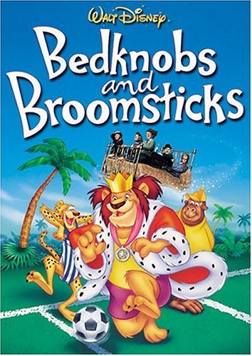 Bedknobs And Broomsticks DVD Image