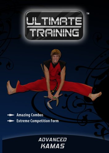 Ultimate Training: Advanced Kamas DVD Image