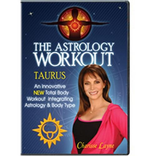 Astrology Workout: Taurus DVD Image