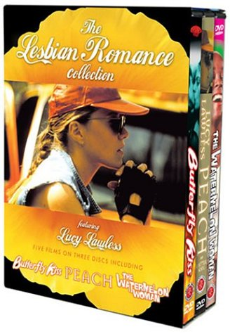 Lesbian Romance Collection (Box Set): Butterfly Kiss / Peach / The Watermelon Woman DVD Image