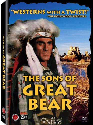 Sons Of Great Bear DVD Image