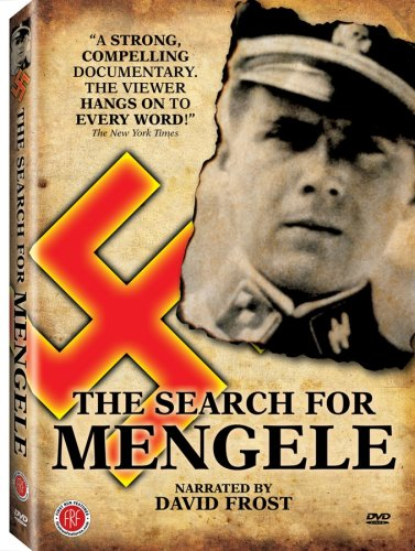Search For Mengele DVD Image