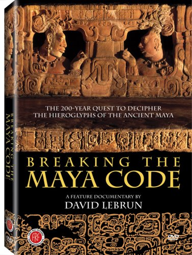 Breaking The Maya Code DVD Image