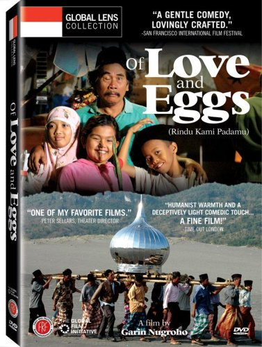 Of Love And Eggs DVD Image