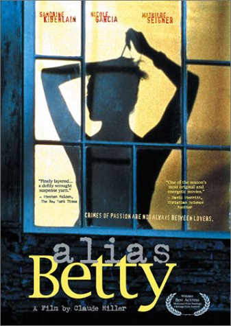 Alias Betty DVD Image