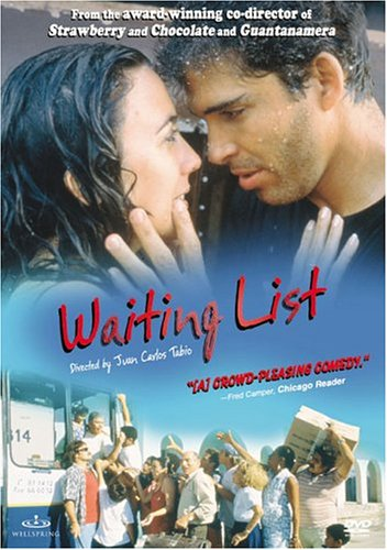 Waiting List DVD Image