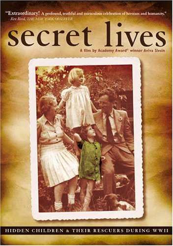Secret Lives, Hidden Children And Their Rescuers During WWII DVD Image