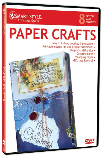 Christmas Crafts: Paper Crafts DVD Image