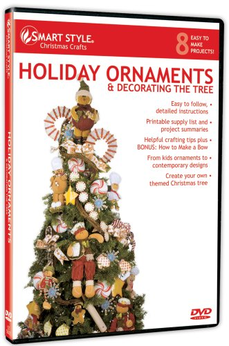 Christmas Crafts: Holiday Ornaments & Decorations DVD Image