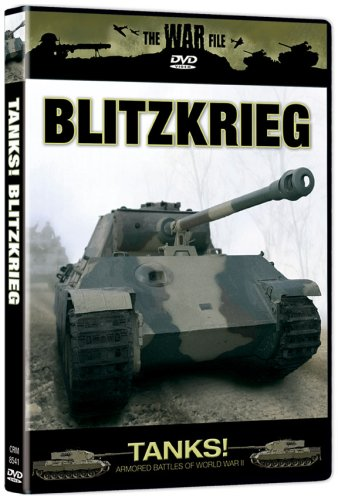War File: Tanks! Blitzkrieg DVD Image