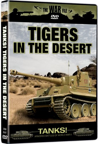 War File: Tigers In The Desert DVD Image