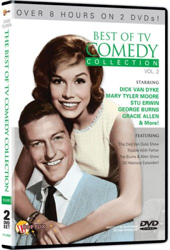 Best Of TV Comedy, Vol. 2 DVD Image