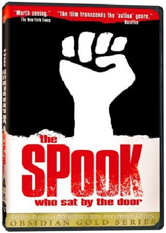 Spook Who Sat By The Door DVD Image